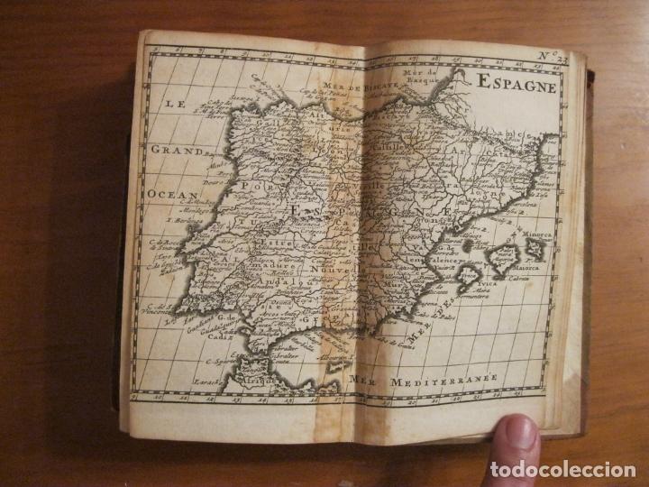 Libros antiguos: Histoire Universelle, 1717,3 Tomos (1-2-3). Bossuet/E.Roger. Posee numerosos mapas - Foto 14 - 182526542