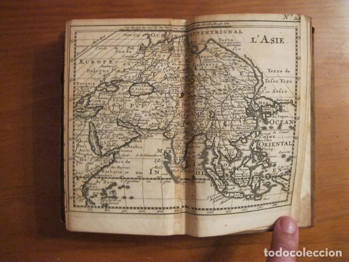 Libros antiguos: Histoire Universelle, 1717,3 Tomos (1-2-3). Bossuet/E.Roger. Posee numerosos mapas - Foto 15 - 182526542