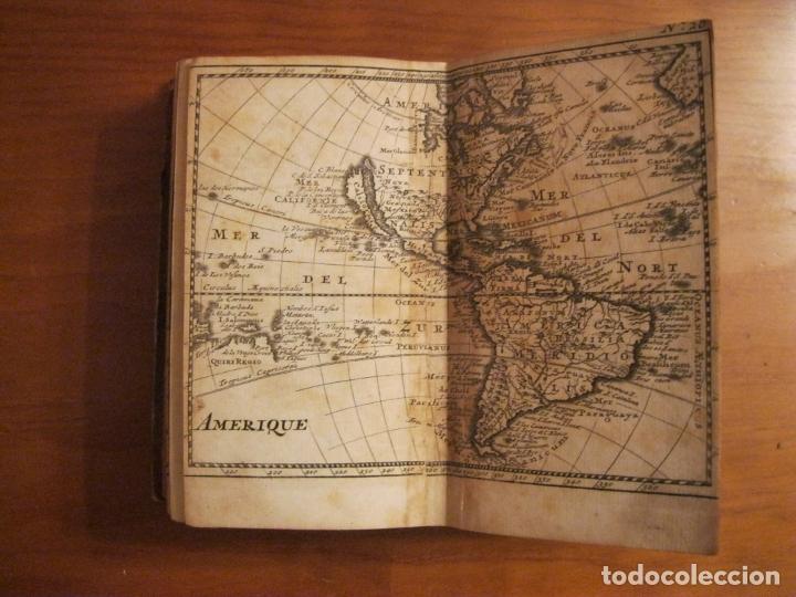 Libros antiguos: Histoire Universelle, 1717,3 Tomos (1-2-3). Bossuet/E.Roger. Posee numerosos mapas - Foto 16 - 182526542