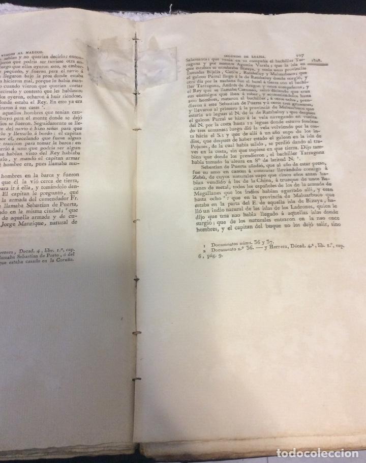 Libros antiguos: Martin Fernández de Navarrete COLECCION DE LOS VIAGES Y DESCUBRIMIENTOS -MADRID 1825 - Foto 4 - 181415653