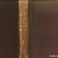 Libros antiguos: LA ALPUJARRA,SESENTA LEGUAS A CABALLO,PRECEDIDAS DE SEIS EN DILIGENCIA.PEDRO ANTONIO DE ALARCÓN.1874. Lote 182726891