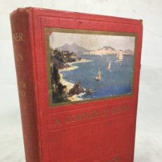 Libros antiguos: GALICIA.VIAJES.'A CORNER OF SPAIN' BY WALTER WOOD. LONDRES 1910 ILUSTRADO. Lote 182774666