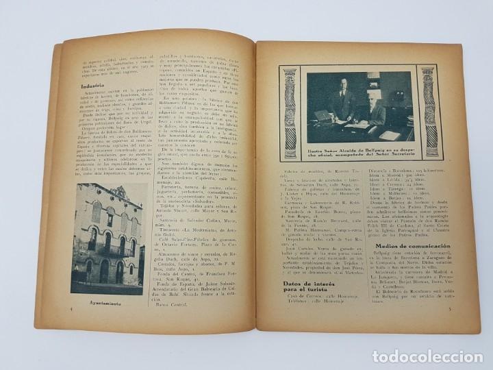 Libros antiguos: TURISMO IBÉRICO CATALUÑA - BELL PUIG ( AÑOS 30 ) - Foto 2 - 182953762