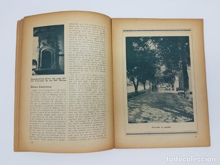 Libros antiguos: TURISMO IBÉRICO CATALUÑA - BELL PUIG ( AÑOS 30 ) - Foto 3 - 182953762