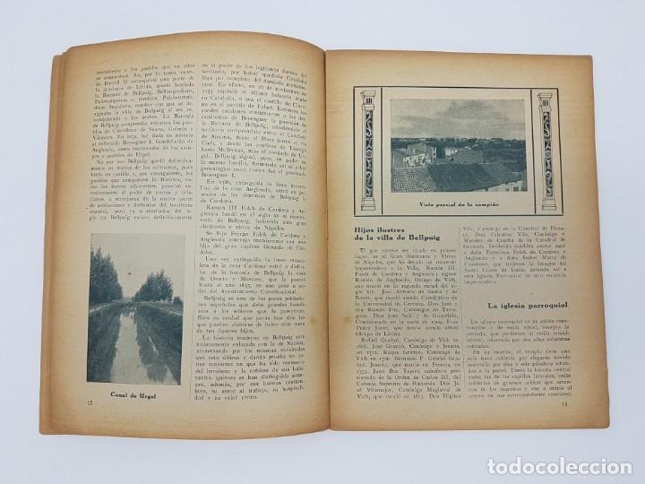Libros antiguos: TURISMO IBÉRICO CATALUÑA - BELL PUIG ( AÑOS 30 ) - Foto 4 - 182953762