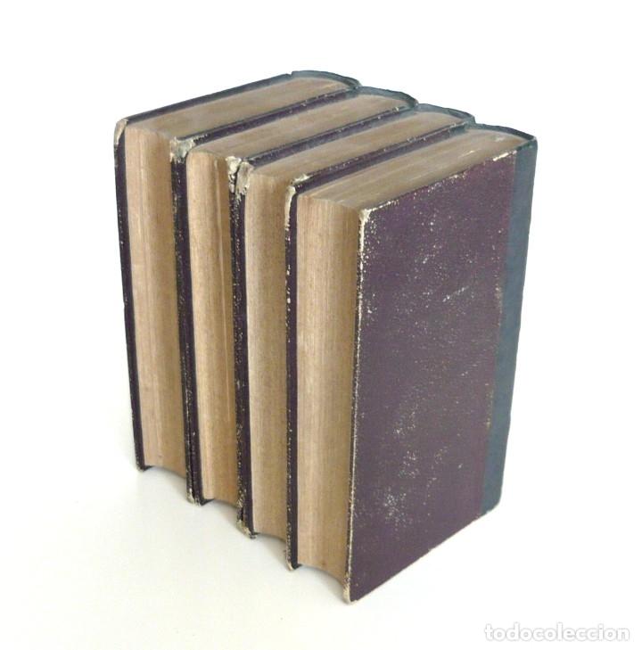Libros antiguos: 1830 - Viaje del Joven Anacarsis a Grecia - Mundo Antiguo - Obra Completa en 8 tomos del Siglo XIX - Foto 4 - 183040208