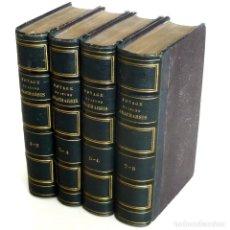 Libros antiguos: 1830 - VIAJE DEL JOVEN ANACARSIS A GRECIA - MUNDO ANTIGUO - OBRA COMPLETA EN 8 TOMOS DEL SIGLO XIX. Lote 183040208
