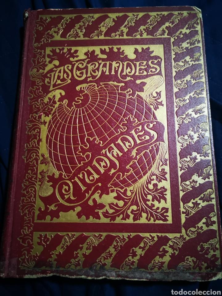 LAS GRANDES CIUDADES, PEDRO UMBERT (Libros Antiguos, Raros y Curiosos - Geografía y Viajes)