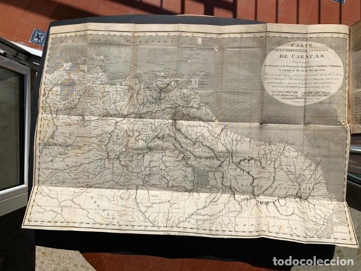 Libros antiguos: 1806 - A VOYAGE TO The Spanish Main - Historia sudamerica - Viajes - Caracas - Mapa - Foto 9 - 183063661