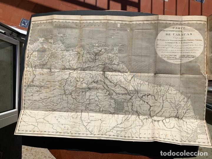Libros antiguos: 1806 - A VOYAGE TO The Spanish Main - Historia sudamerica - Viajes - Caracas - Mapa - Foto 10 - 183063661