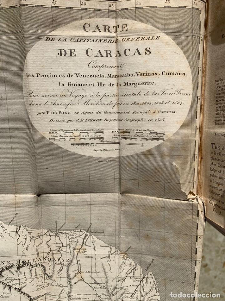 Libros antiguos: 1806 - A VOYAGE TO The Spanish Main - Historia sudamerica - Viajes - Caracas - Mapa - Foto 11 - 183063661