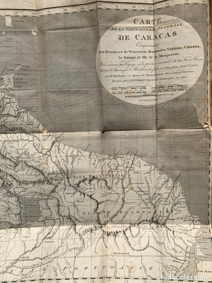 Libros antiguos: 1806 - A VOYAGE TO The Spanish Main - Historia sudamerica - Viajes - Caracas - Mapa - Foto 13 - 183063661