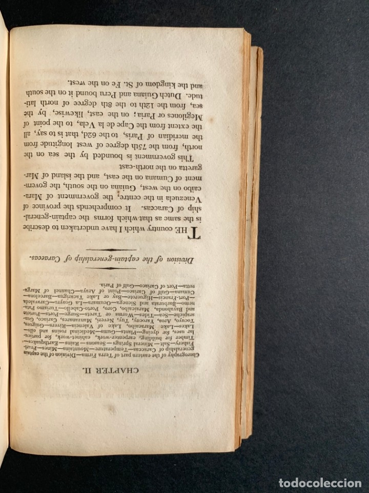Libros antiguos: 1806 - A VOYAGE TO The Spanish Main - Historia sudamerica - Viajes - Caracas - Mapa - Foto 19 - 183063661