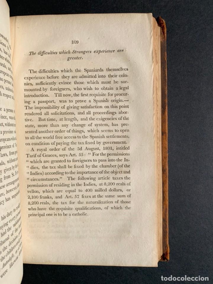 Libros antiguos: 1806 - A VOYAGE TO The Spanish Main - Historia sudamerica - Viajes - Caracas - Mapa - Foto 24 - 183063661