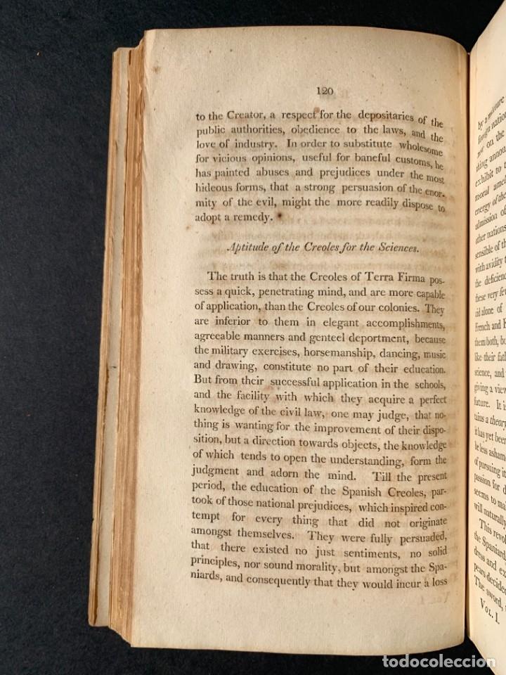 Libros antiguos: 1806 - A VOYAGE TO The Spanish Main - Historia sudamerica - Viajes - Caracas - Mapa - Foto 27 - 183063661