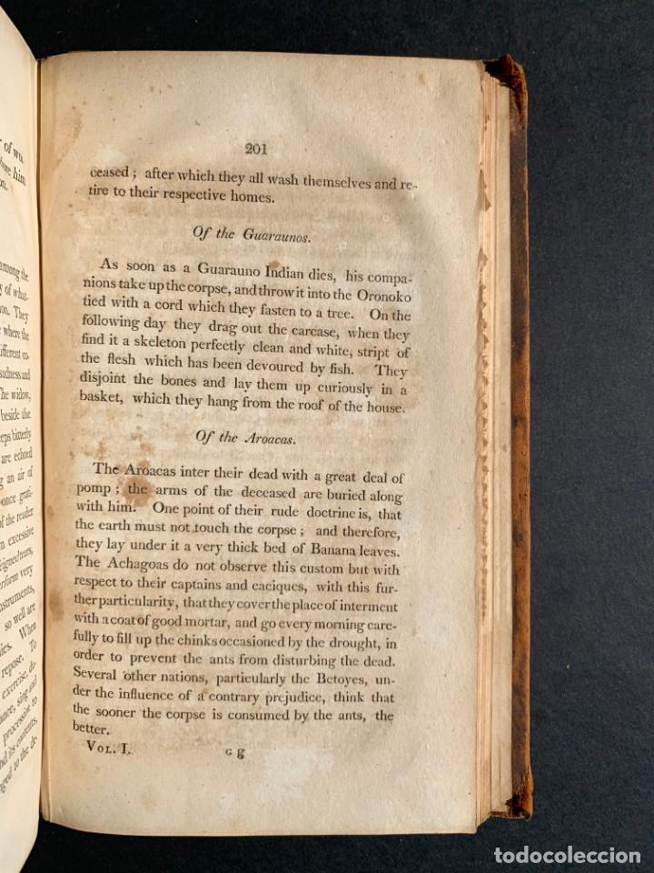 Libros antiguos: 1806 - A VOYAGE TO The Spanish Main - Historia sudamerica - Viajes - Caracas - Mapa - Foto 30 - 183063661