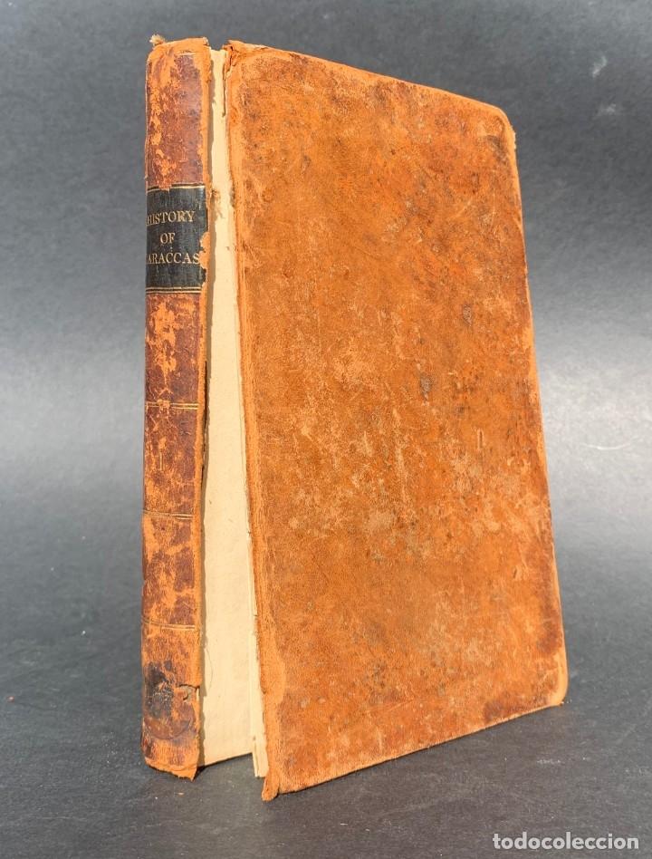 Libros antiguos: 1806 - A VOYAGE TO The Spanish Main - Historia sudamerica - Viajes - Caracas - Mapa - Foto 32 - 183063661