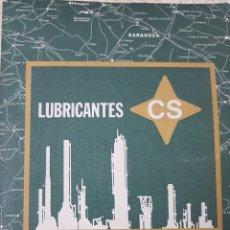 Libros antiguos: LUBRICANTES GUÍA TURÍSTICA DE ESPAÑA. Lote 183562331