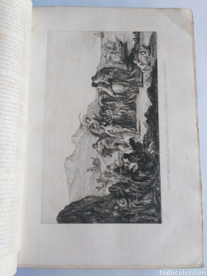 Libros antiguos: Viajes de las Corbetas Descubierta y Atrevida. Expedición Malaspina. Madrid, 1885. Primera edición. - Foto 27 - 183740995