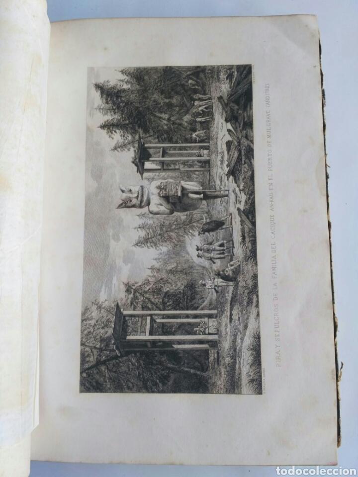Libros antiguos: Viajes de las Corbetas Descubierta y Atrevida. Expedición Malaspina. Madrid, 1885. Primera edición. - Foto 33 - 183740995