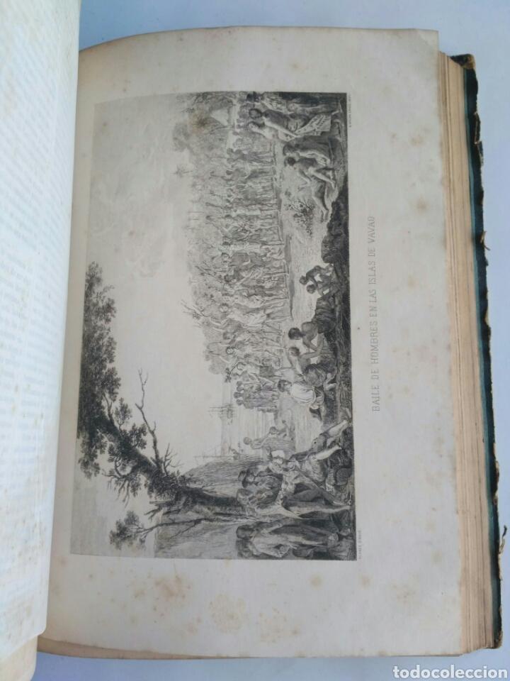 Libros antiguos: Viajes de las Corbetas Descubierta y Atrevida. Expedición Malaspina. Madrid, 1885. Primera edición. - Foto 38 - 183740995