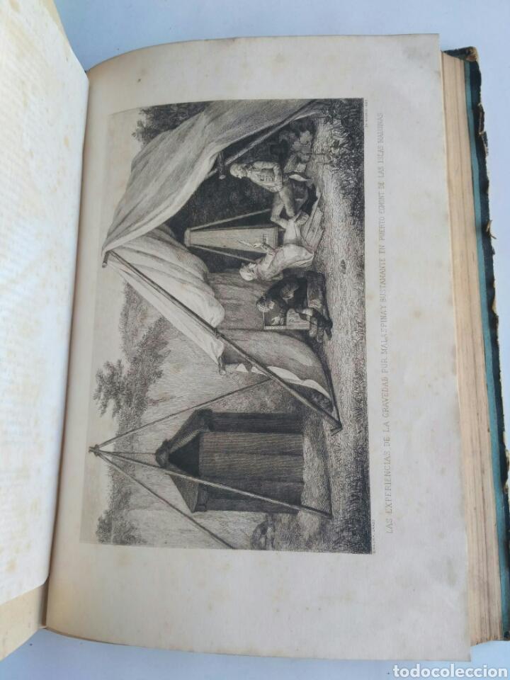 Libros antiguos: Viajes de las Corbetas Descubierta y Atrevida. Expedición Malaspina. Madrid, 1885. Primera edición. - Foto 41 - 183740995
