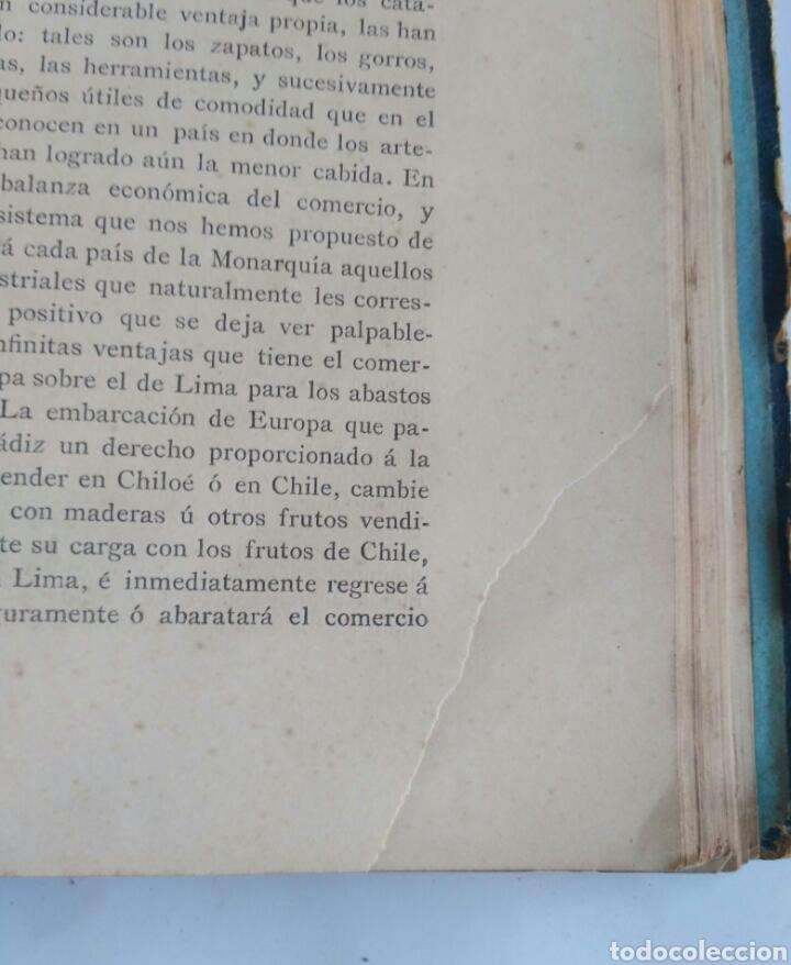 Libros antiguos: Viajes de las Corbetas Descubierta y Atrevida. Expedición Malaspina. Madrid, 1885. Primera edición. - Foto 46 - 183740995