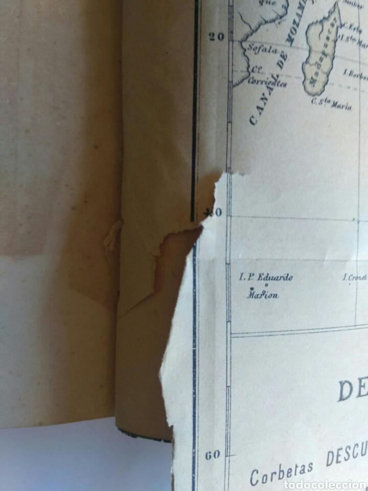 Libros antiguos: Viajes de las Corbetas Descubierta y Atrevida. Expedición Malaspina. Madrid, 1885. Primera edición. - Foto 57 - 183740995