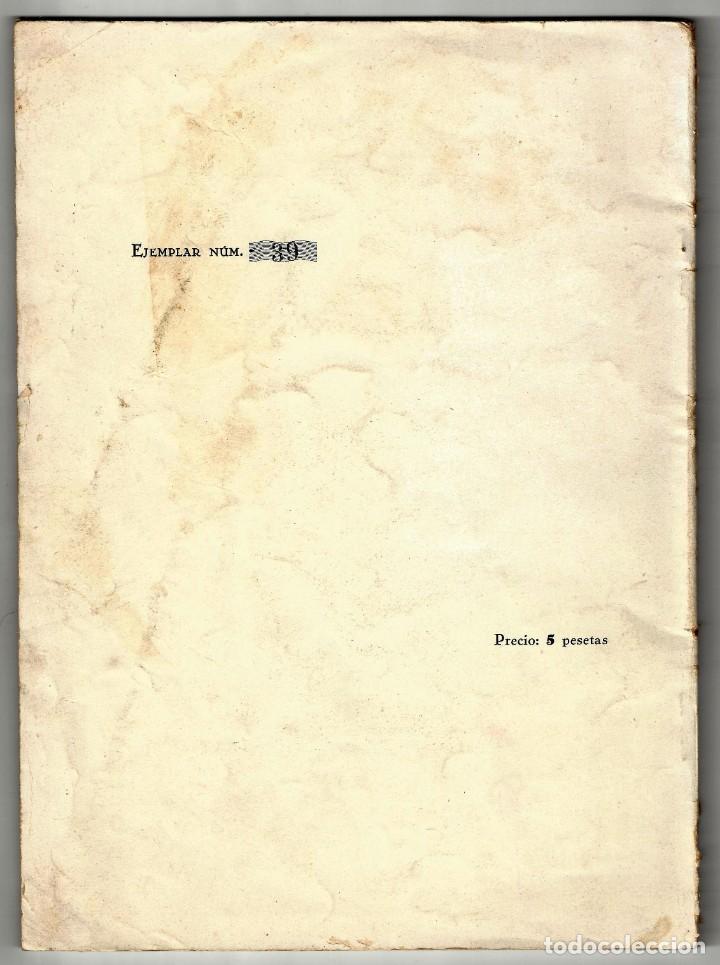 Libros antiguos: TRÍPTICOS DE LA MONTAÑA. FRANCISCO CUBRÍA SAINZ. SANTANDER. 1932- DEDICADO - Foto 2 - 183765848