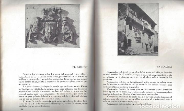 Libros antiguos: TRÍPTICOS DE LA MONTAÑA. FRANCISCO CUBRÍA SAINZ. SANTANDER. 1932- DEDICADO - Foto 6 - 183765848
