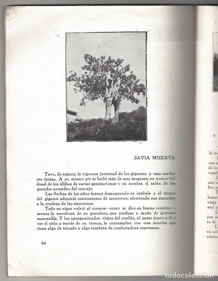 Libros antiguos: TRÍPTICOS DE LA MONTAÑA. FRANCISCO CUBRÍA SAINZ. SANTANDER. 1932- DEDICADO - Foto 8 - 183765848
