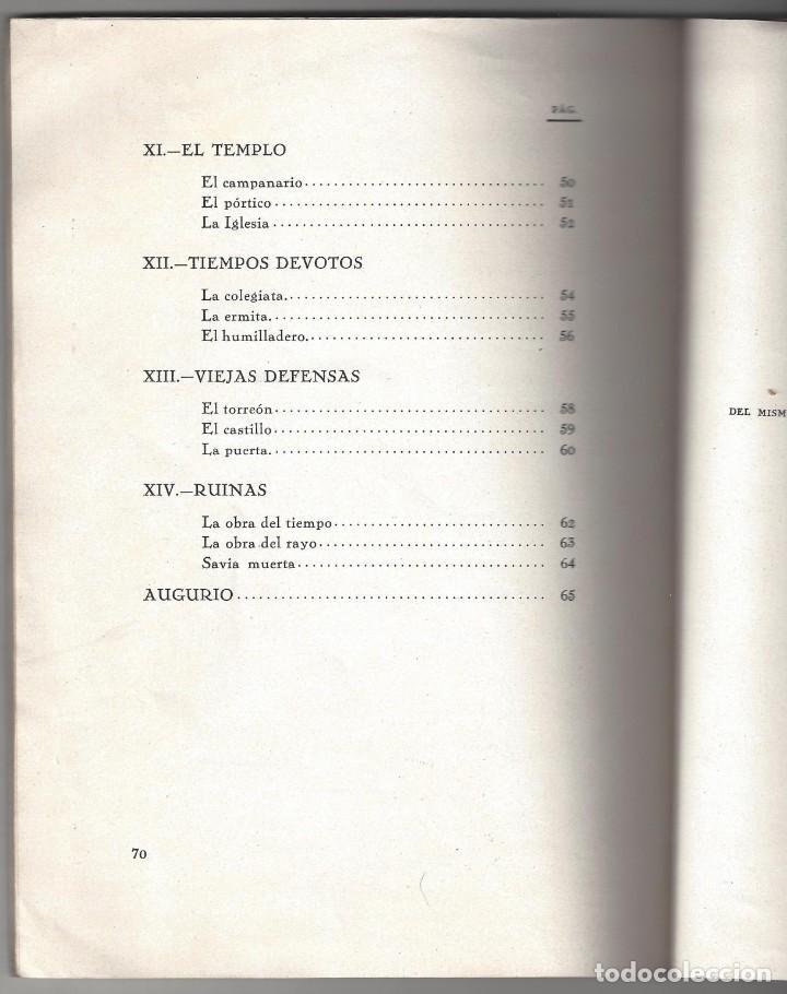 Libros antiguos: TRÍPTICOS DE LA MONTAÑA. FRANCISCO CUBRÍA SAINZ. SANTANDER. 1932- DEDICADO - Foto 9 - 183765848