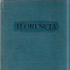 Libros antiguos: FLORENCIA. PIERRE GAUTHIEZ. 1926?.. Lote 183776291