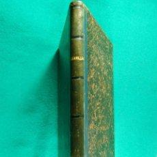 Libros antiguos: LAS MARAVILLAS CELESTES-CAMILO FLAMMARION-GRUTAS CAVERNAS-A.BADIN-DEL HEROISMO-ARMANDO RENAULD-1880?. Lote 183858146