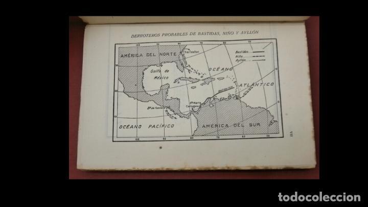 Libros antiguos: Viajes por la costa de Paria. M. F. de Navarrete - Foto 3 - 184637865
