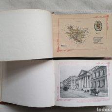 Libros antiguos: MAPAS. DE LAS PROVINCIAS CON DESCRIPCION GEOGRAFICA Y14 FOTOGRAFIAS EN BLANCO Y NEGRO DE LA EPOCA,. Lote 184439072