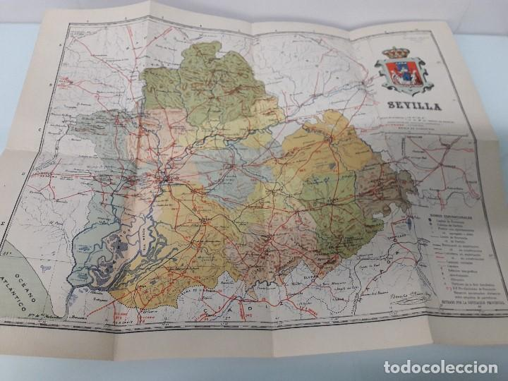 Libros antiguos: SEVILLA - PROVINCIAS DE ESPAÑA - Editorial Martín - Barcelona - Exposición Internacional de 1929 - Foto 2 - 185740913