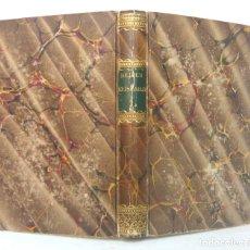 Libros antiguos: 1830 - HEINRICH HEINE - CUADROS DE VIAJE - LITERATURA DE VIAJES, ROMANTICISMO ALEMÁN - TEMPRANA ED.. Lote 185773982