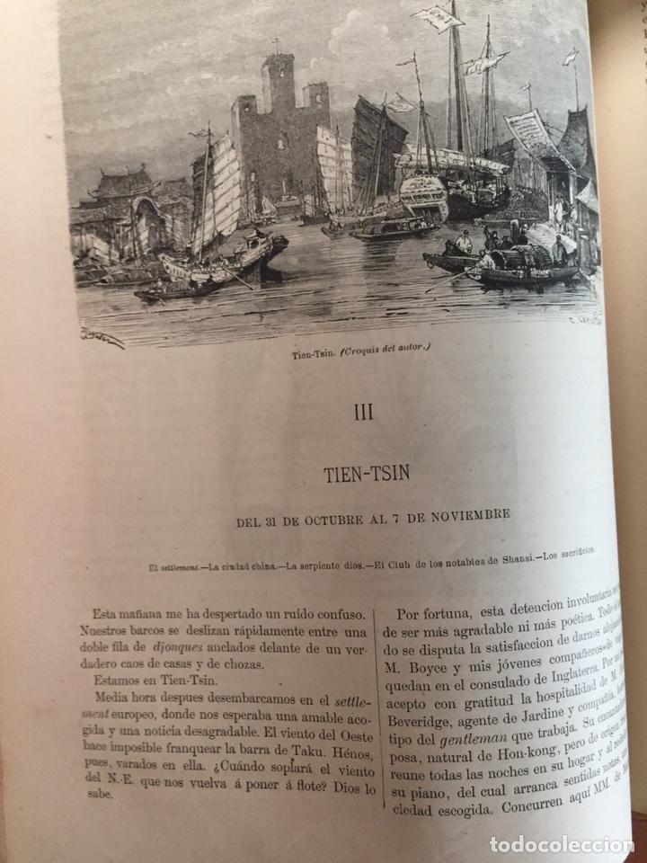 Libros antiguos: Biblioteca de Viajes - Foto 6 - 186289696