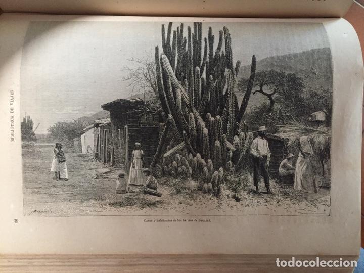 Libros antiguos: Biblioteca de Viajes - Foto 7 - 186289696