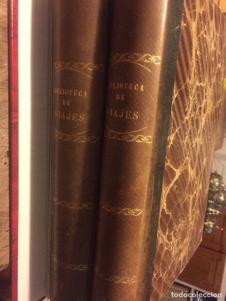 BIBLIOTECA DE VIAJES (Libros Antiguos, Raros y Curiosos - Geografía y Viajes)