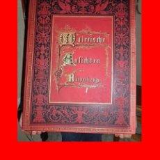 Libros antiguos: AÑO 1882: ESPECTACULAR TOMO DE 42 CM. VISTAS PINTORESCAS DE NUREMBERG.. Lote 189251628