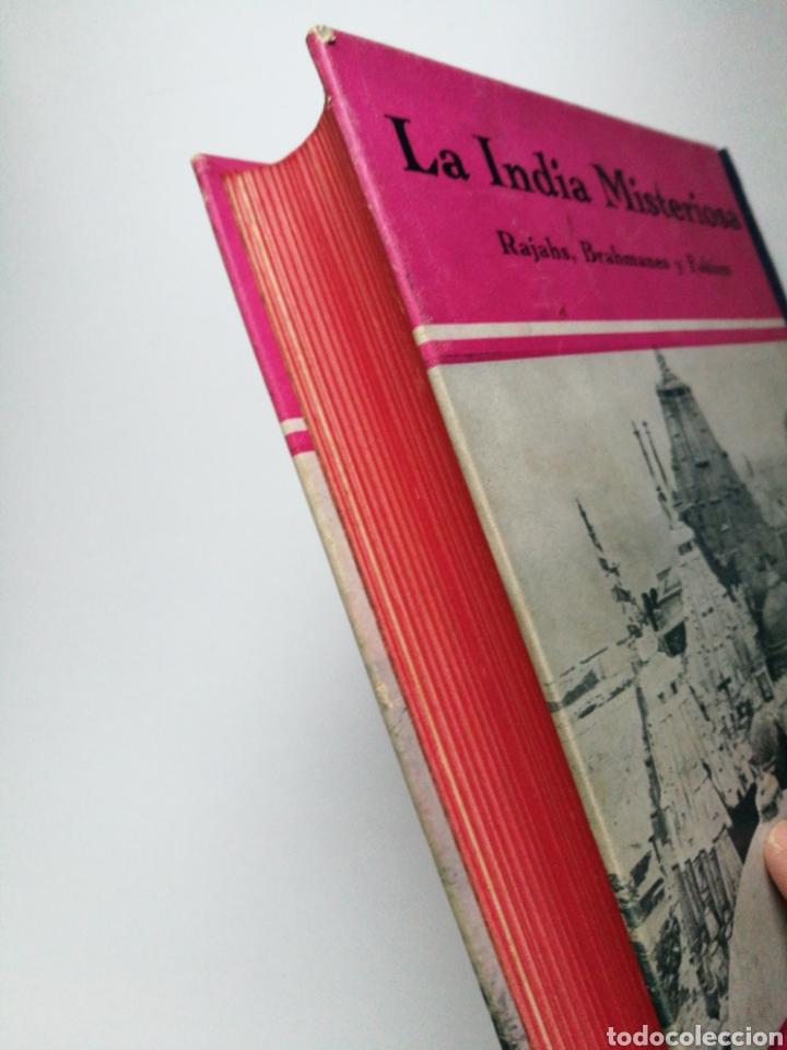 Libros antiguos: LA INDIA MISTERIOSA.Rajahs,Brahmanes y Fakires.1a Ed.1929.Robert Chauvelot.155 fotos ilustradas . - Foto 4 - 189566832
