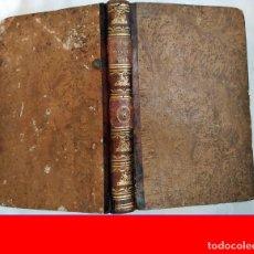 Libros antiguos: AÑO 1774: LOS VIAJES DEL CAPITÁN COOK Y OTROS. IMPORTANTE LIBRO DEL SIGLO XVIII.. Lote 190122912