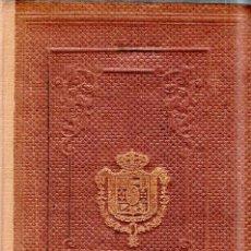 Libros antiguos: GUIA DE FORASTEROS PARA EL AÑO DE 1868. MADRID 1868. IMPRENTA DE CRISTOBAL GONZALEZ.. Lote 190322961
