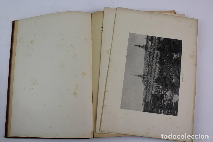 Libros antiguos: L-1618. LAS GRANDES CIUDADES ROMA MADRID LISBOA ATENAS TOKIO. ED. ILUSTRADA. 1909. - Foto 5 - 191068113