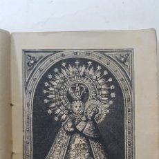 Libros antiguos: PEREZ MORENO, CAMILO: LA VIRGEN DE LA PEÑA DE BRIHUEGA, AÑO 1884, CON 1 GRABADO. FALTO DE CUBIERTA.. Lote 191470888