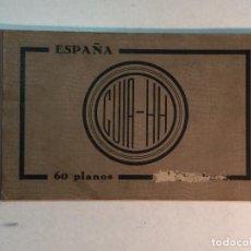 Libros antiguos: ESPAÑA. GUÍA-HH. 60 PLANOS. NEUMÁTICOS KELLY (1929). Lote 191656887