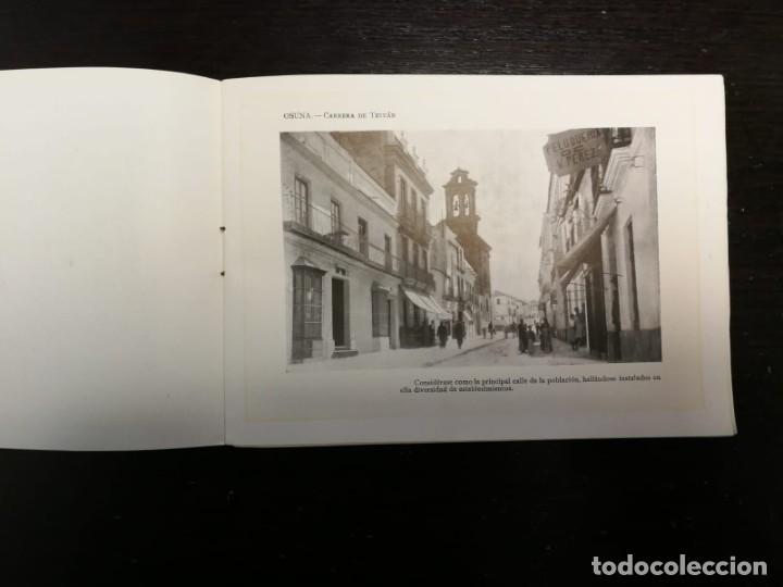 Libros antiguos: Portfolio Fotográfico de Andalucía nº 41. Osuna. 40 páginas con 16 fotografías y Pueblos limítrofes - Foto 4 - 27007625