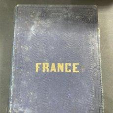 Libros antiguos: GUIDE CLASSIQUE DU VOYAGEUR. EN FRANCE & EN BELGIQUE. 1851. PARIS. LIBRAIRIE DE L. MAISON.. Lote 191787716